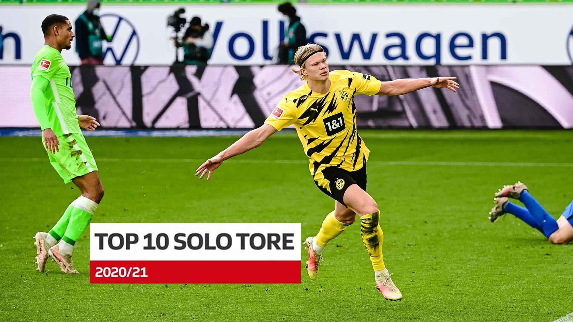 Video: Die zehn besten Solo-Treffer 2020/21