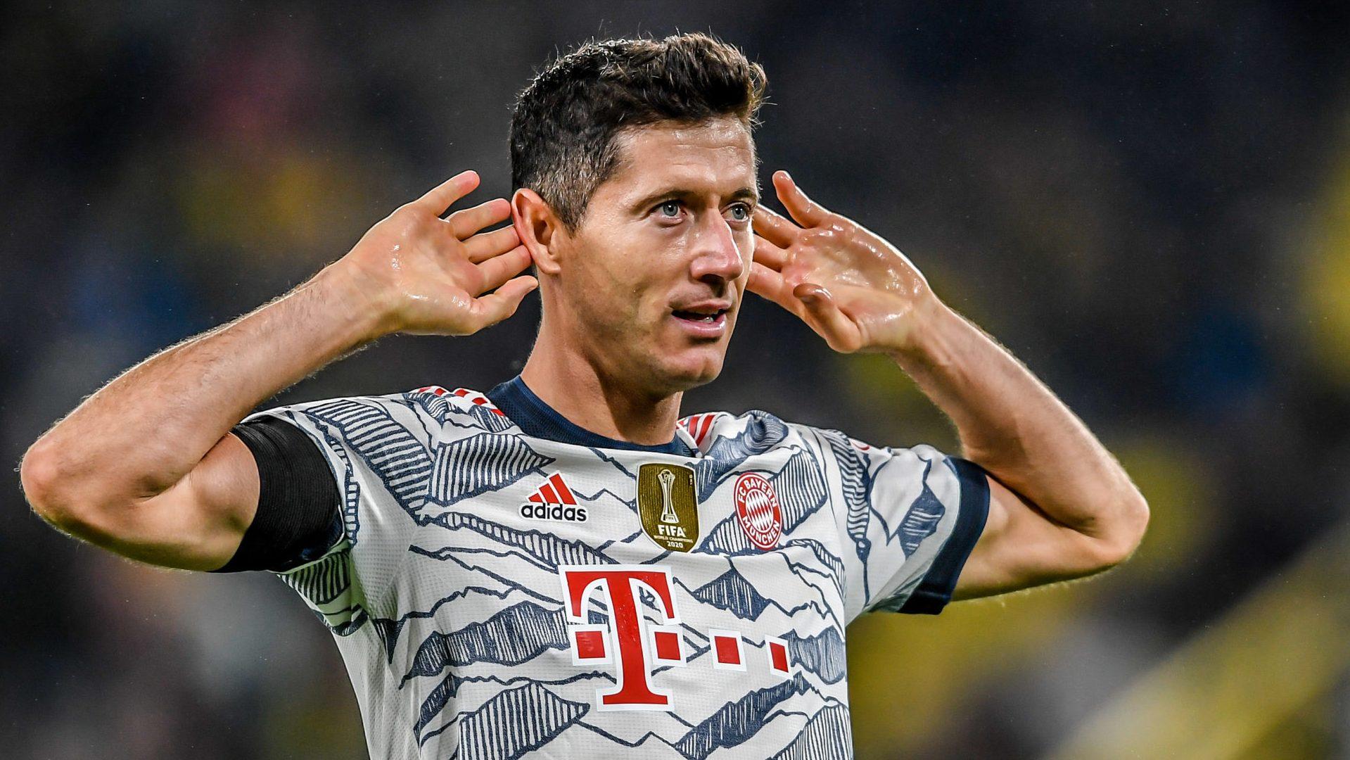 Why Robert Lewandowski is still the best striker in the world