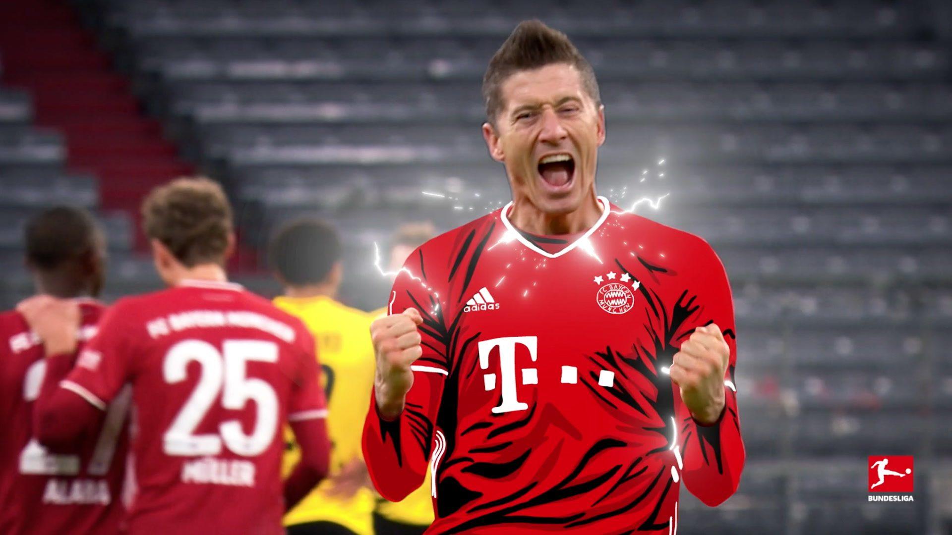 Why Lewandowski deserves to win the Ballon d'Or