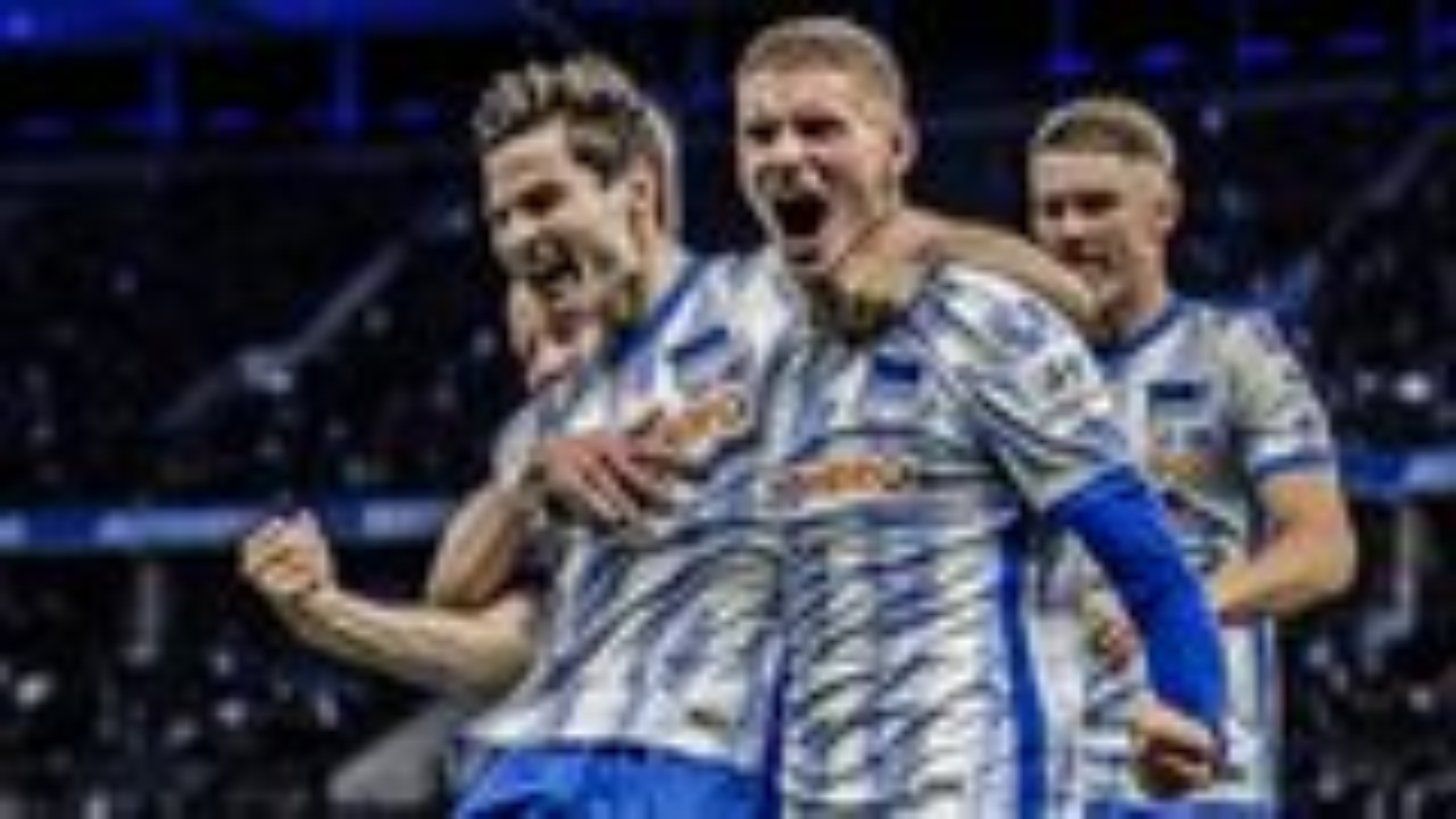 Dream debut for Ekkelenkamp in Hertha win