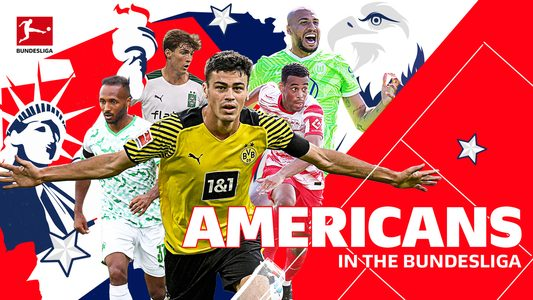 American Soccer Players in Germany: 2021/22 weekly update