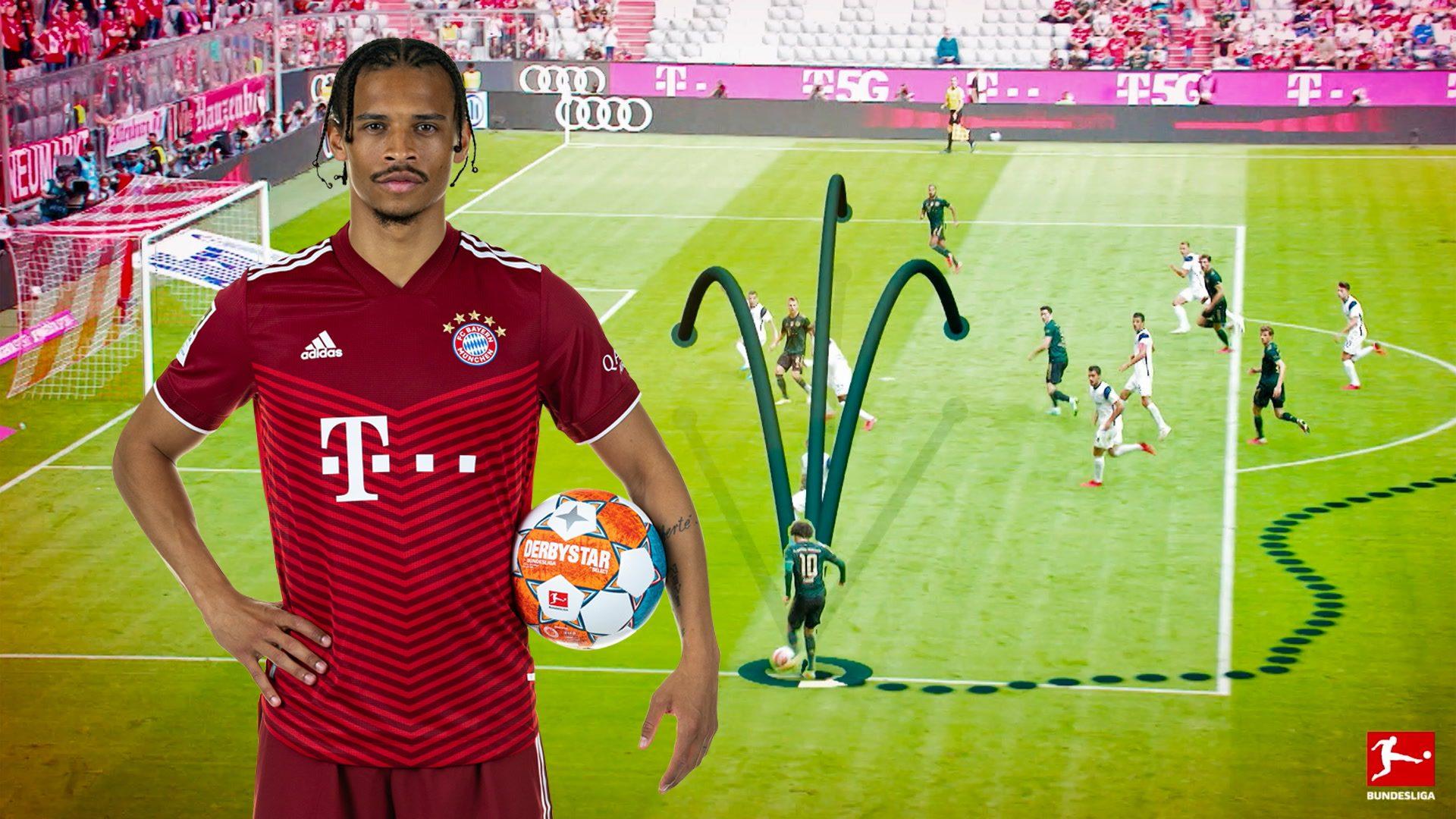 Sane stealing the Bayern spotlight
