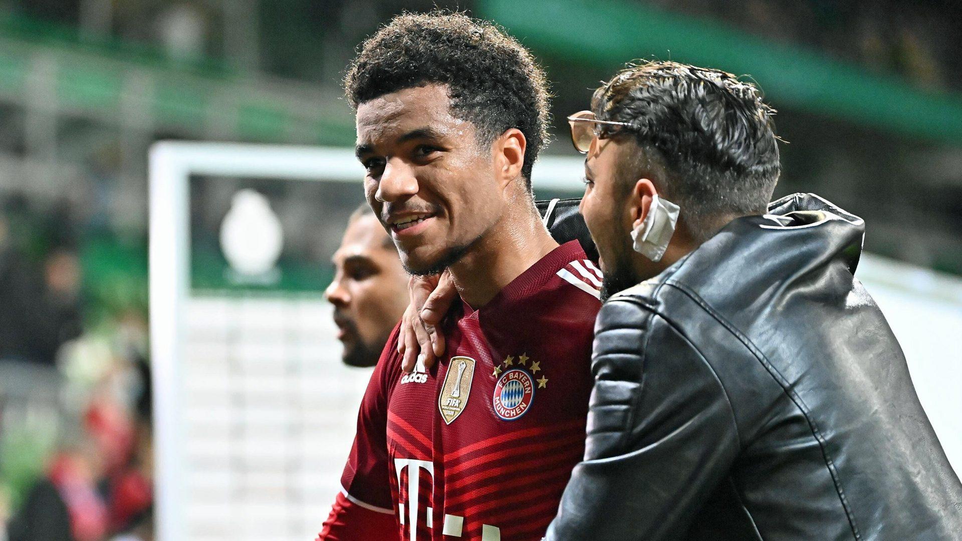 Malik Tillman signs first pro contract with Bayern Munich | Bundesliga