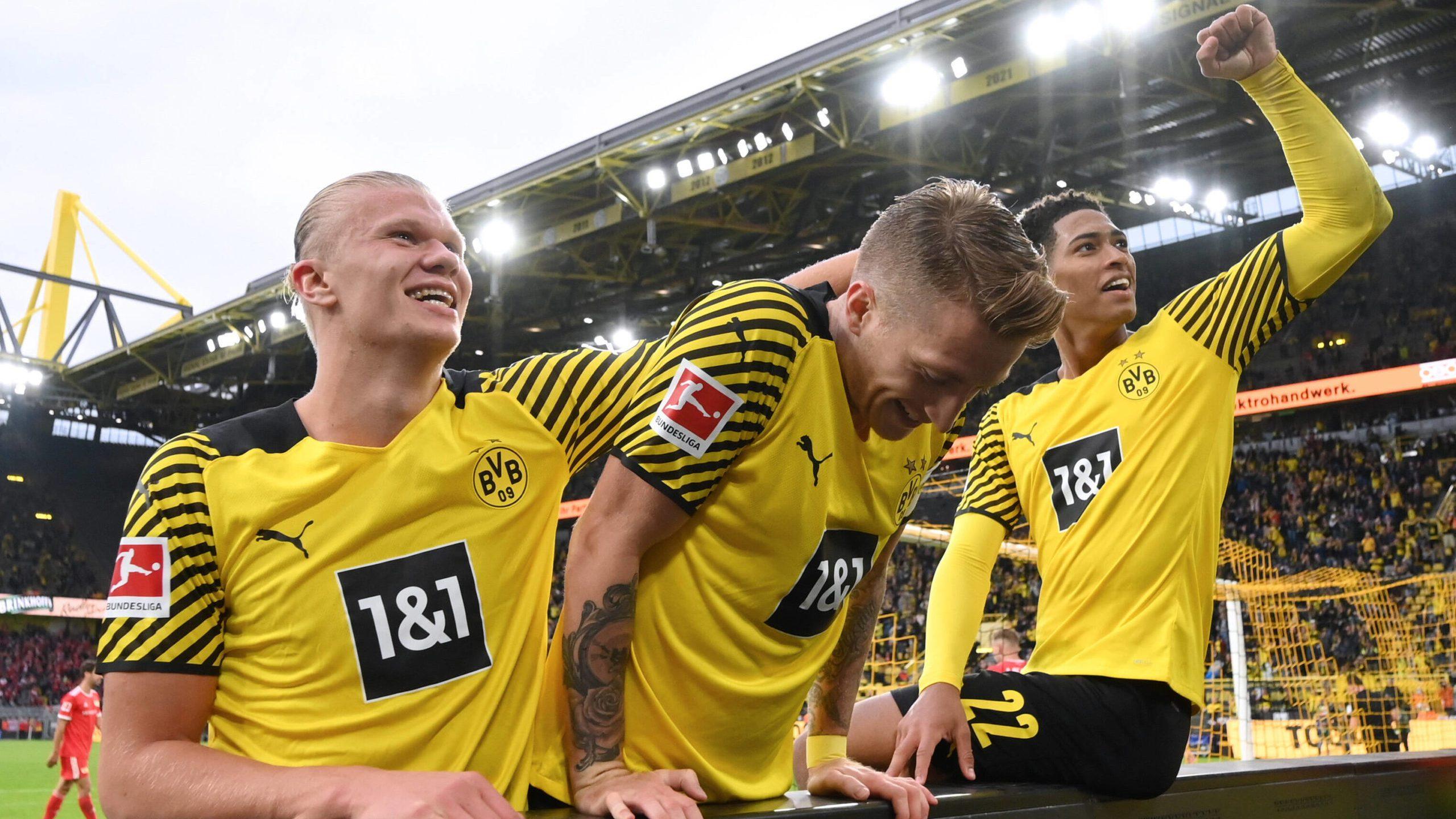 "Dortmund krönt ""perfekte Woche"" gegen Union Berlin"