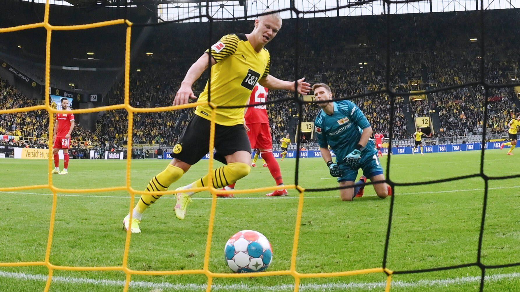 Alle Tore vom 5. Spieltag - die Video-Highlights
