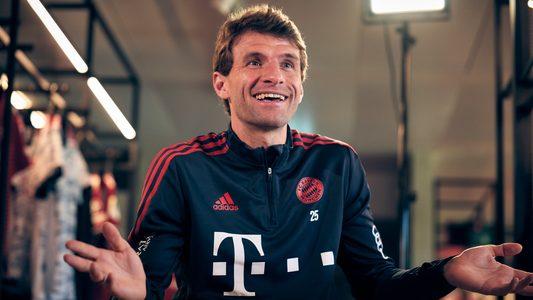 """Bayern-Urgestein Müller: """"Ich genieße es immer noch"""""""