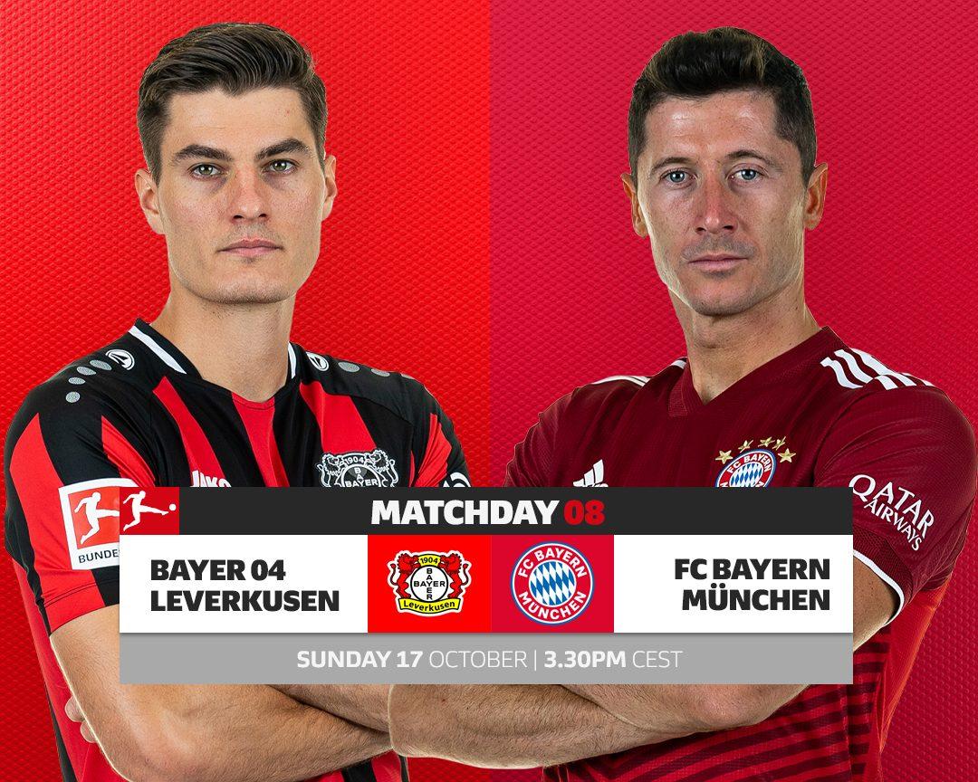 Bayer Leverkusen vs Bayern Munich Full Match & Highlights 17 October 2021