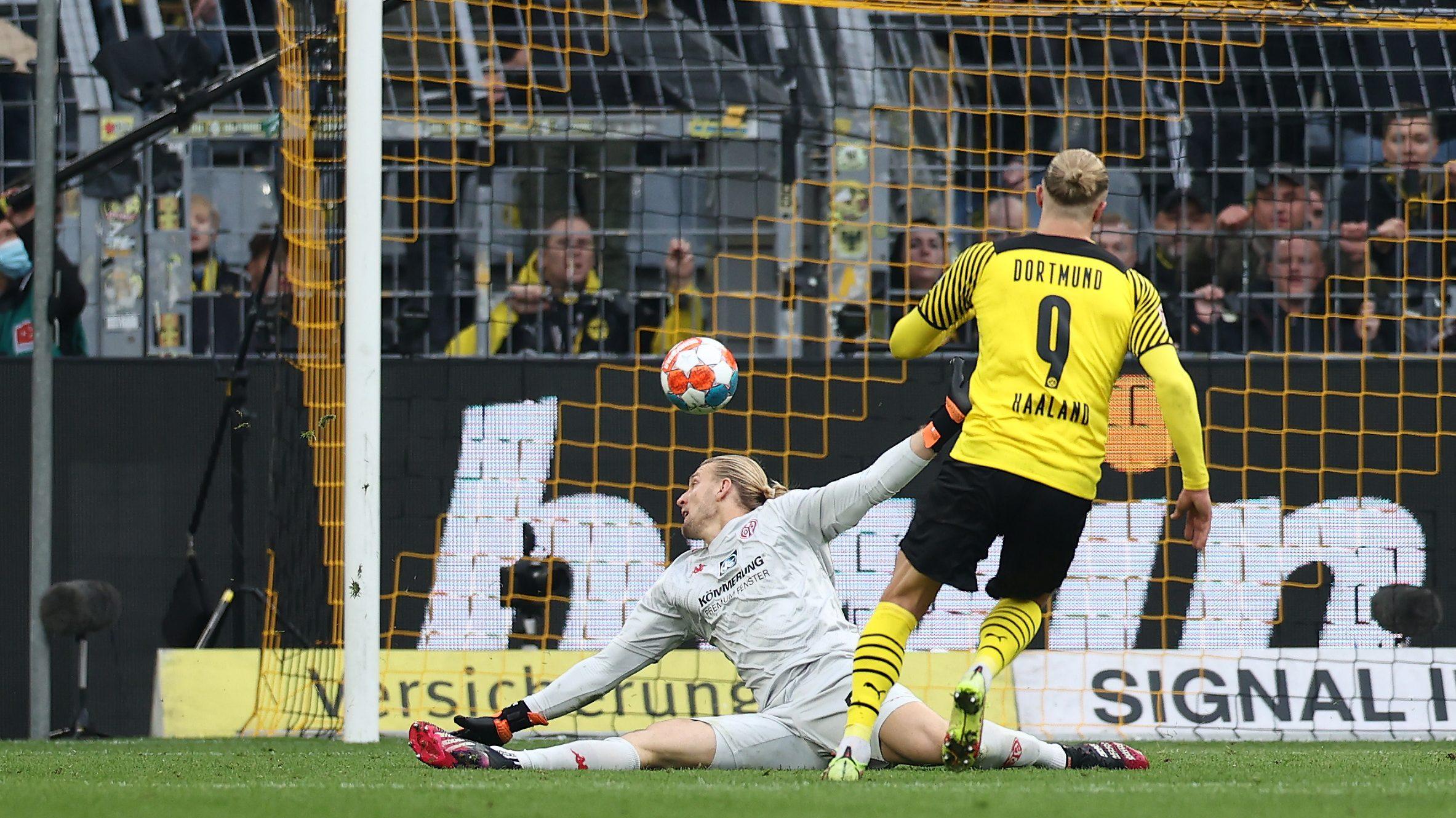 Alle Tore vom 8. Spieltag - die Video-Highlights
