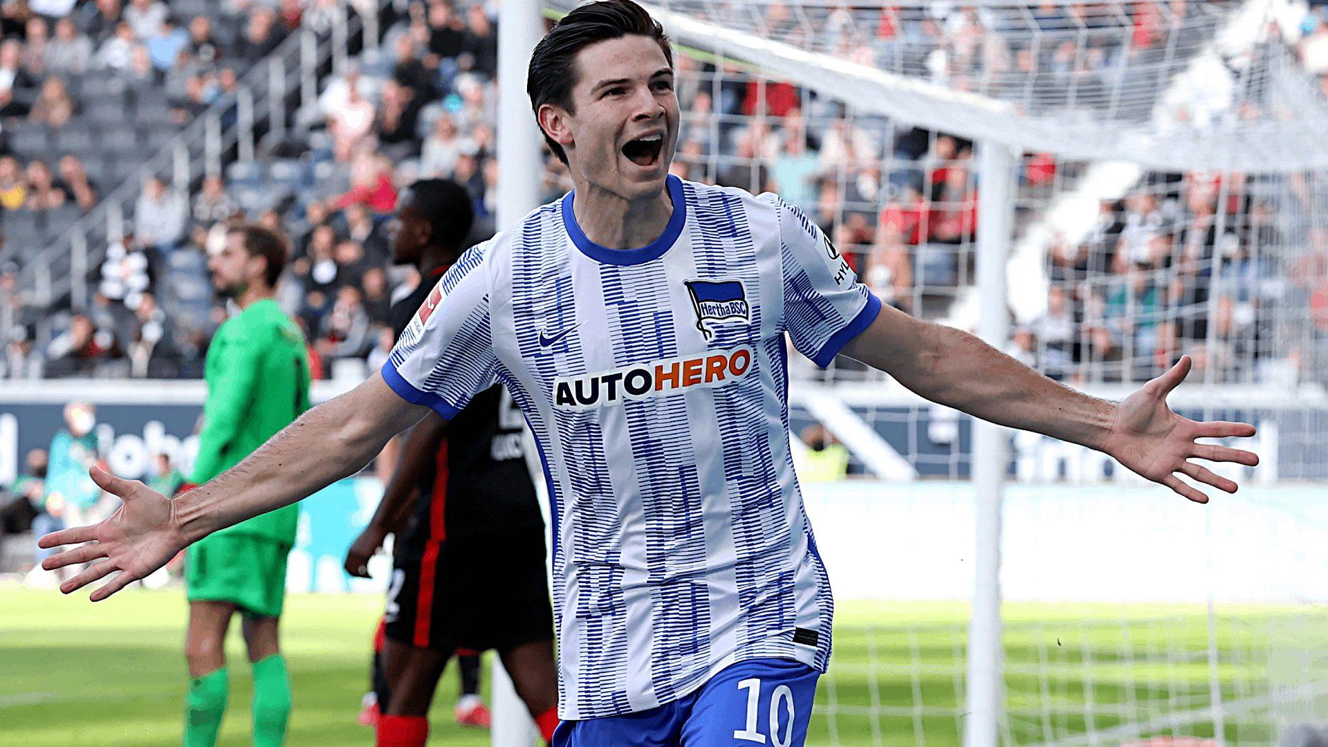 Hertha BSC mit neuem Optimismus