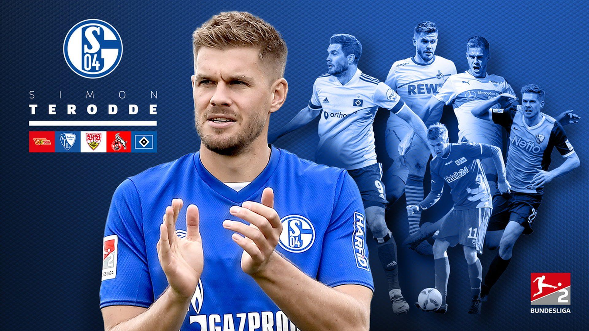 153 Treffer: Simon Terodde knackt Torrekord