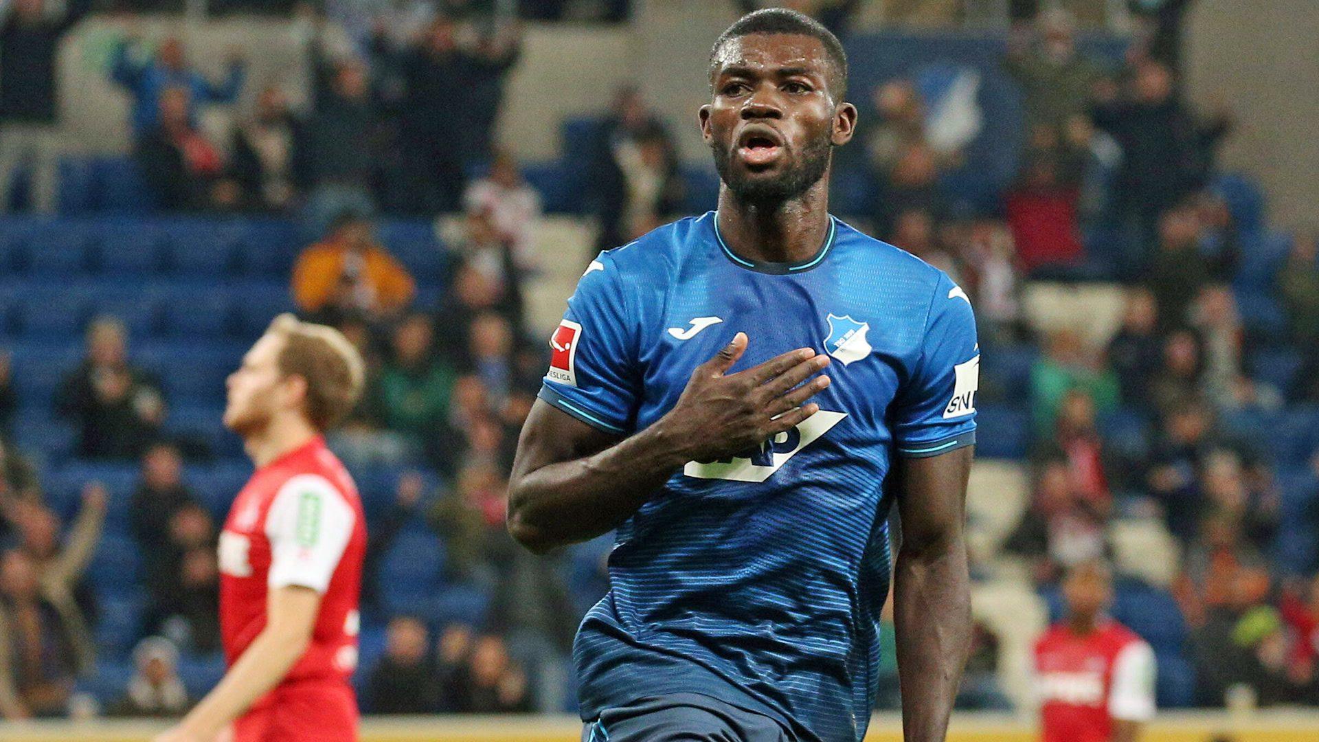 Bebou brace as five-star Hoffenheim thrash Cologne