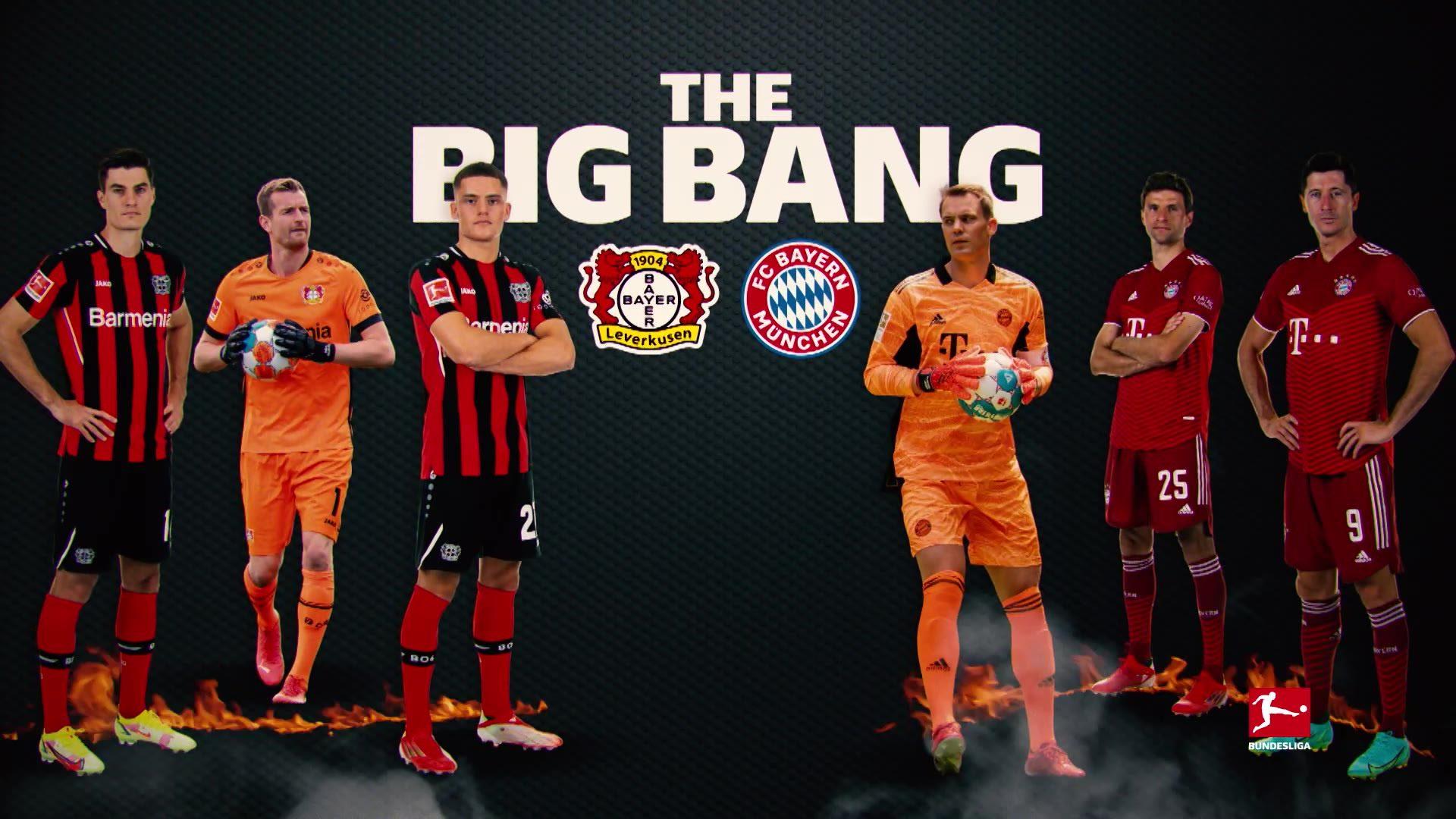 Knackt Bayers Super-Offensive auch den FCB?