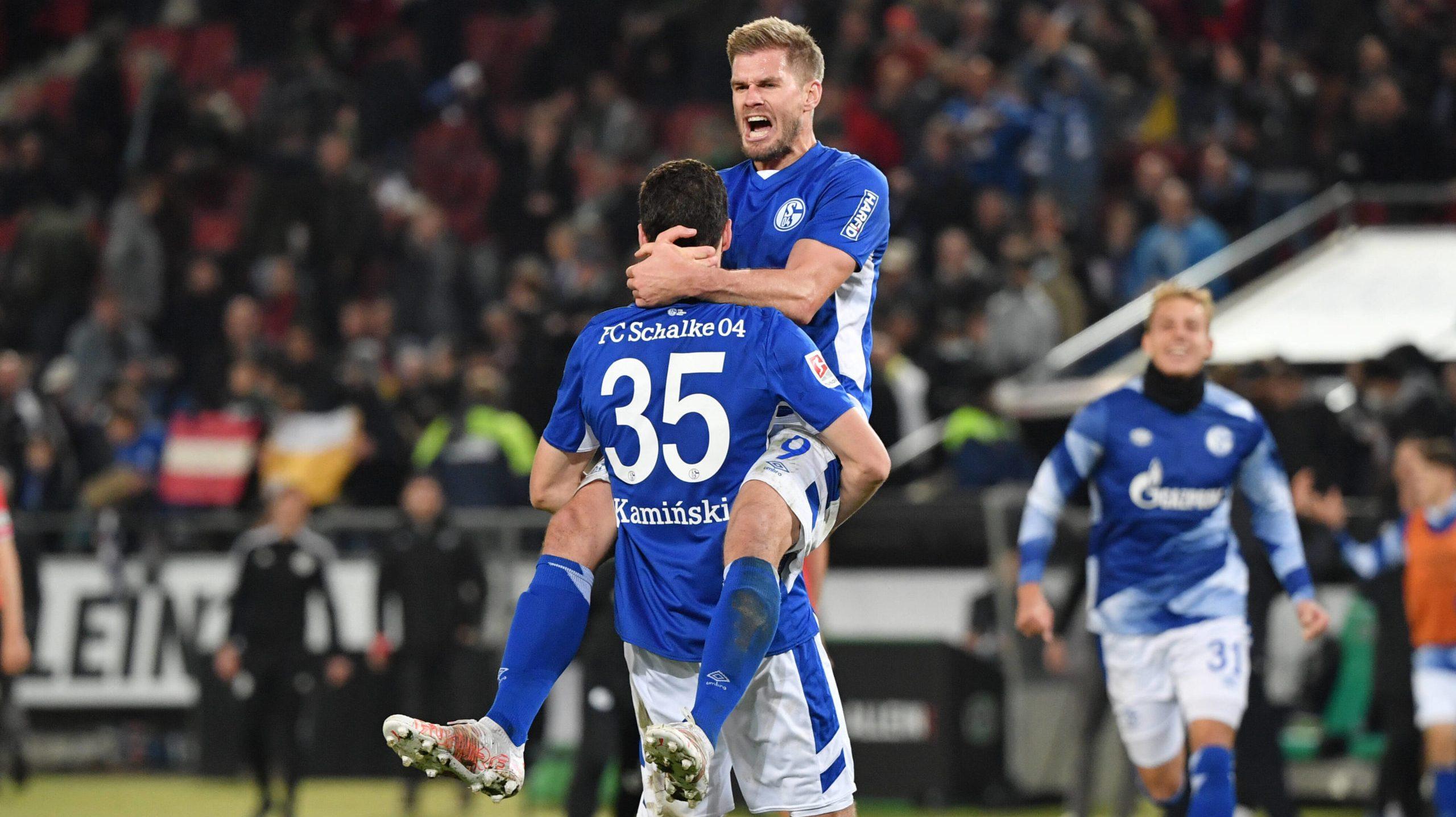 Wieder auf Kurs: Schalke ist zurück in der Spur