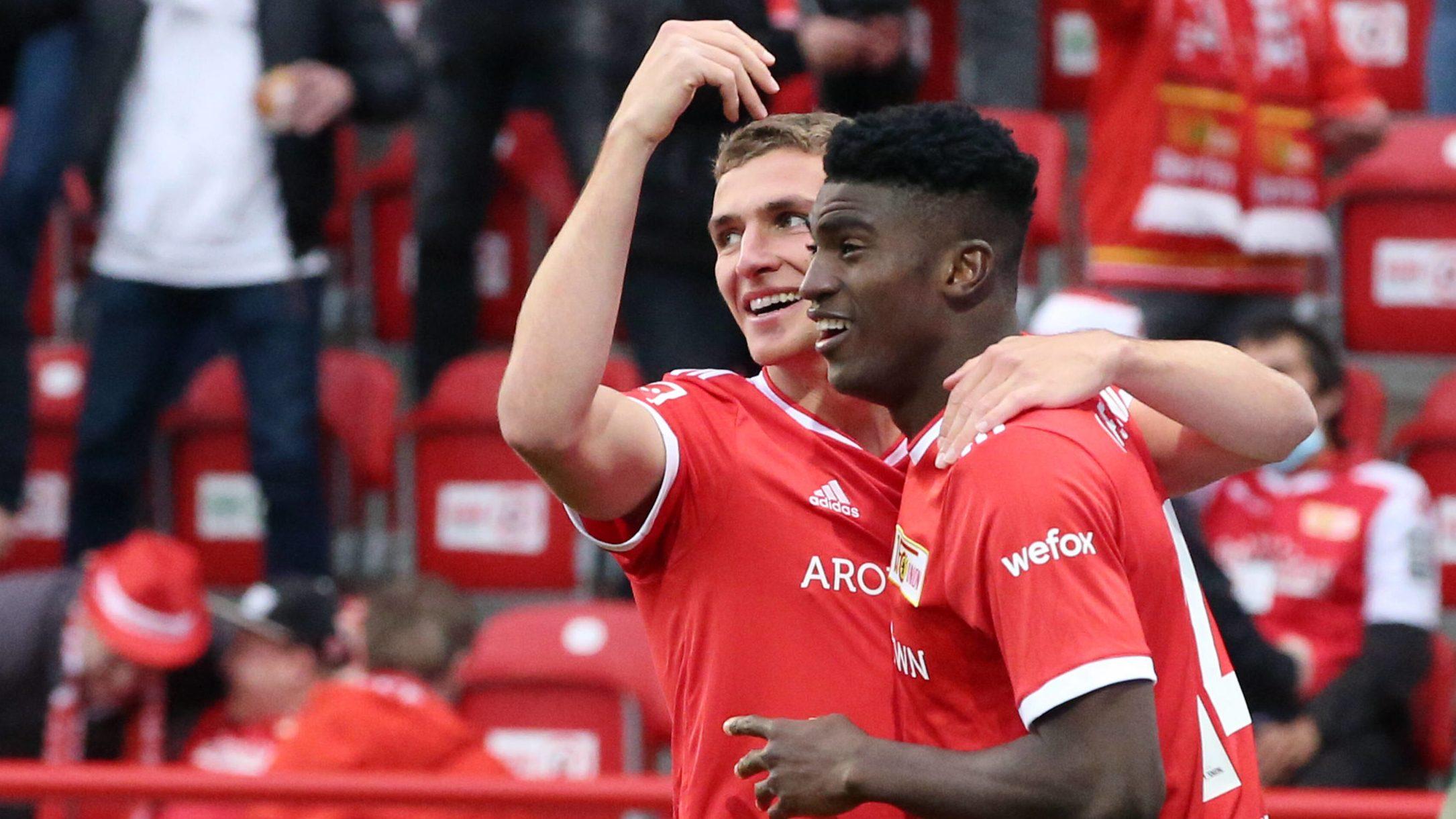 Awoniyi helps Union beat Wolfsburg