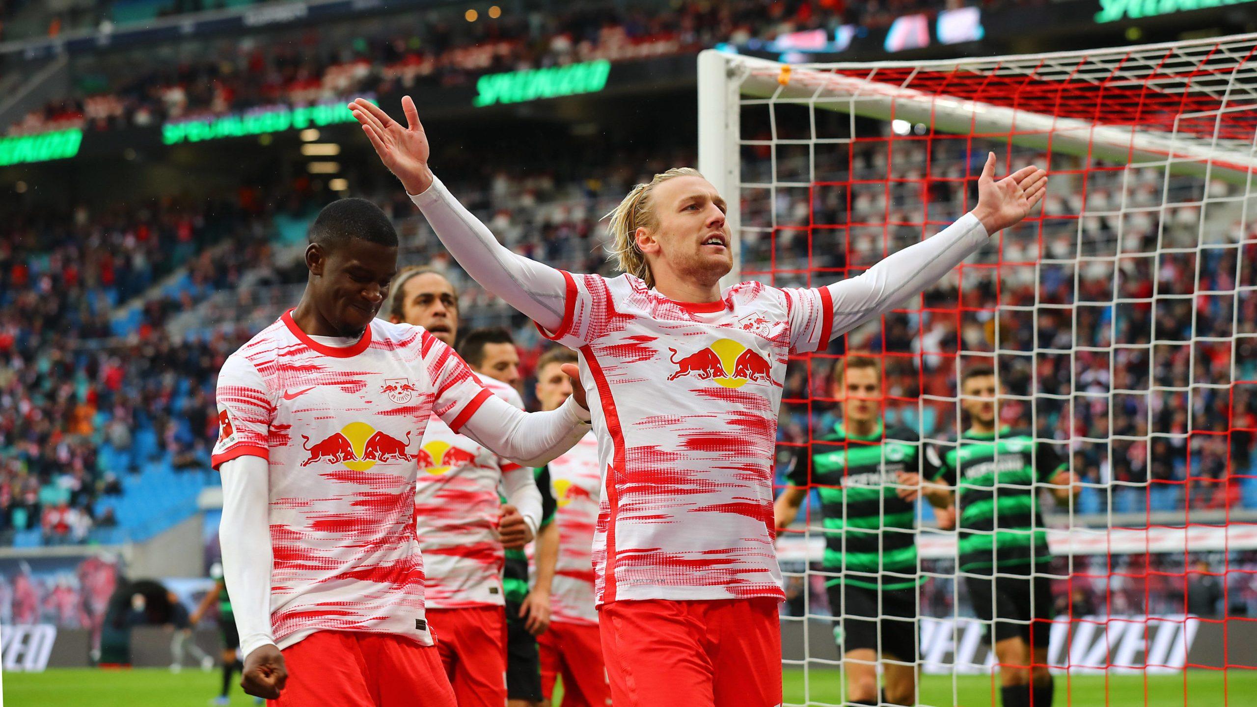 4:1! RB Leipzig dreht die Partie gegen Fürth