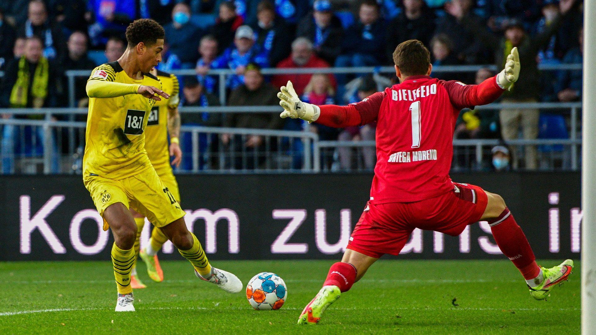 3:1-Sieg: Dortmund schlägt Bielefeld souverän