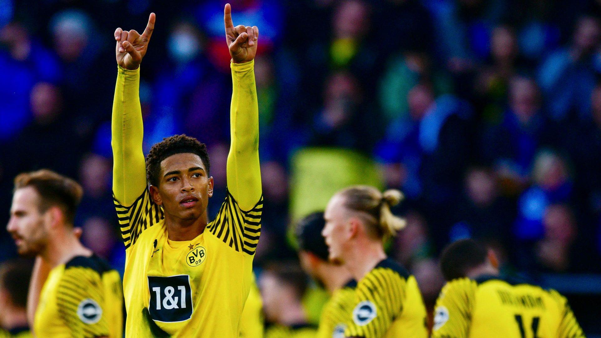 Bellingham and Hummels stunners as Dortmund sink Bielefeld