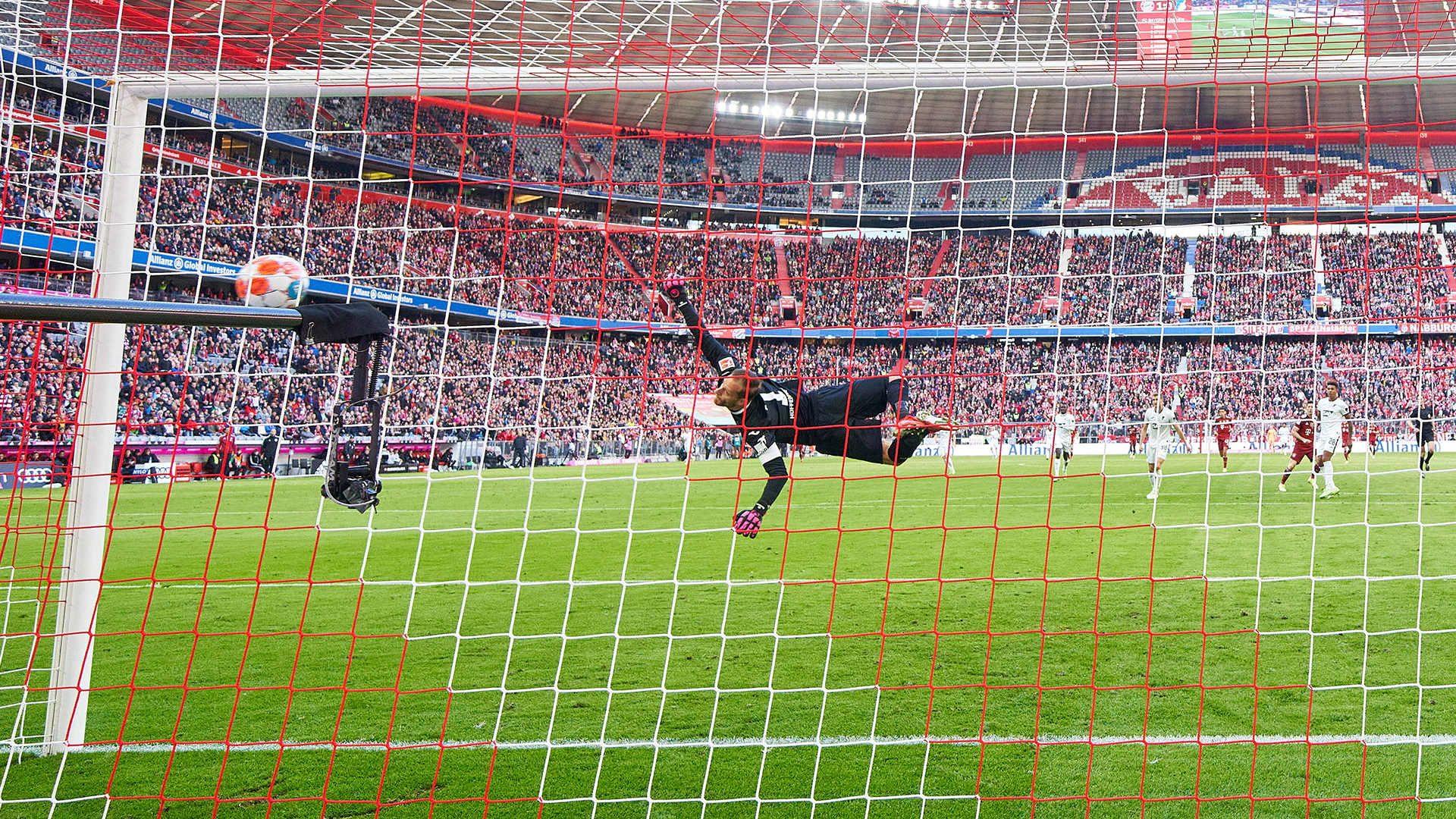 Bayern siegt hochverdient mit 4:0 gegen die TSG