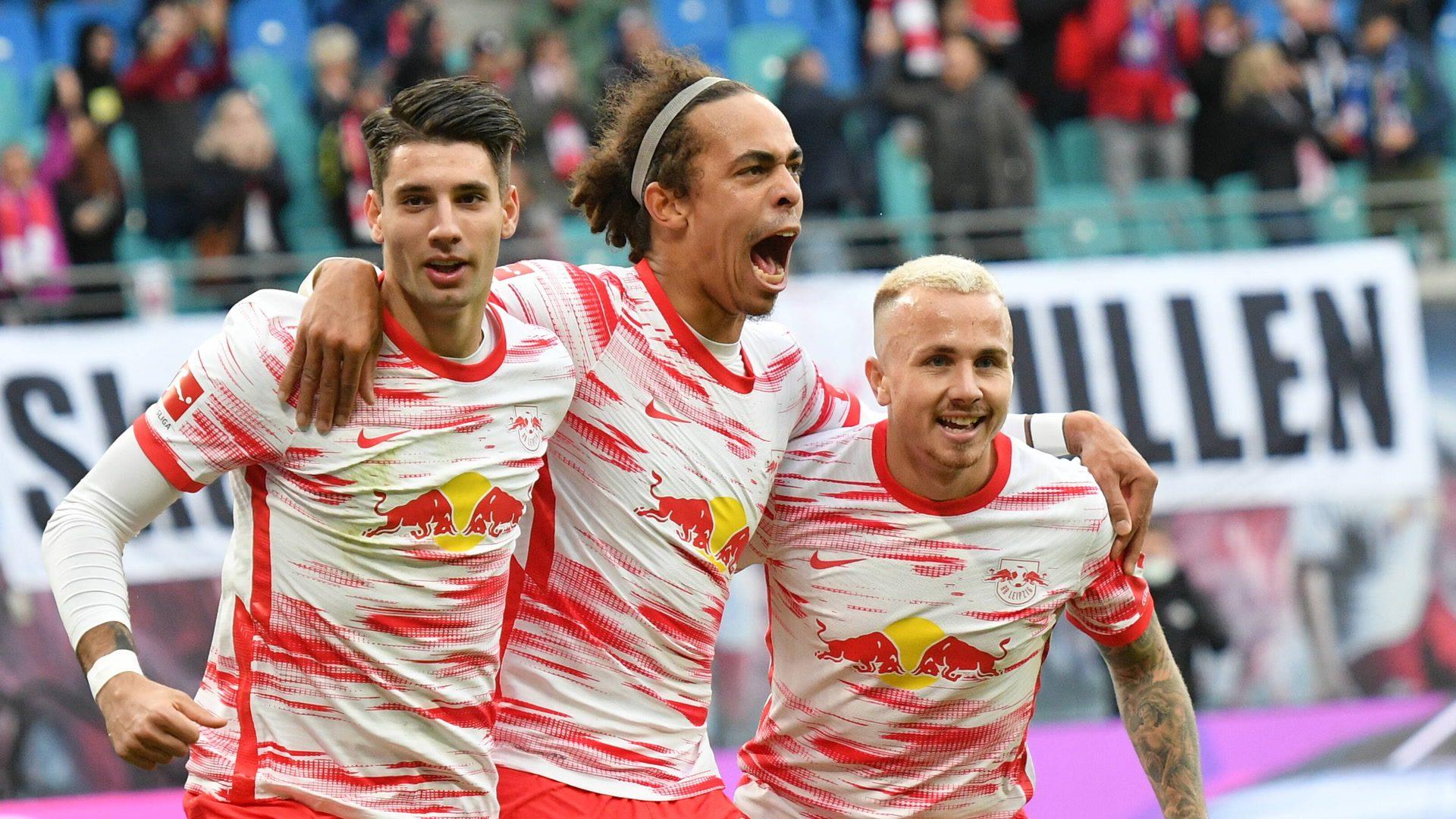 Poulsen inspires Leipzig comeback win over Fürth