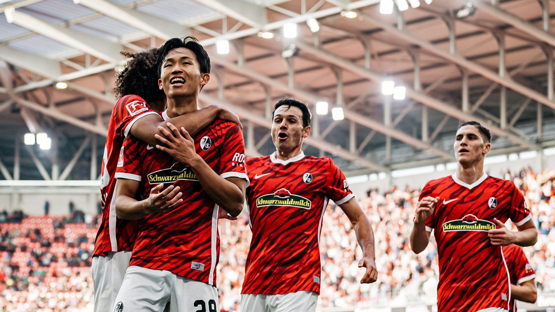 Jeong keeps Freiburg unbeaten
